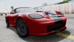 GTA 5 Banshee Dirt