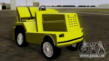 GTA 4 Airtug HQS für GTA San Andreas