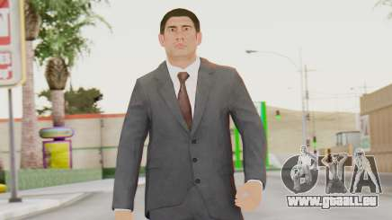 [GTA 5] FIB2 v2 pour GTA San Andreas