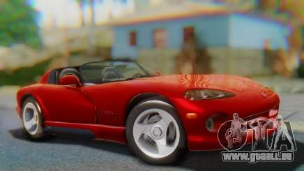 Dodge Viper RT-10 1992 für GTA San Andreas