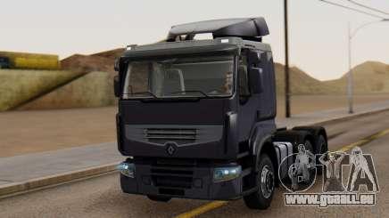 Renault Premuim 6x4 für GTA San Andreas