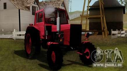 Tracteur MTZ80 pour GTA San Andreas