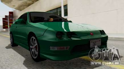 Acura Integra Fast and Furious pour GTA San Andreas