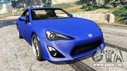 Toyota GT-86 [Beta] für GTA 5
