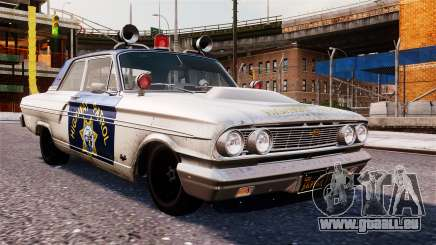 Ford Fairlane 1964 Police für GTA 4