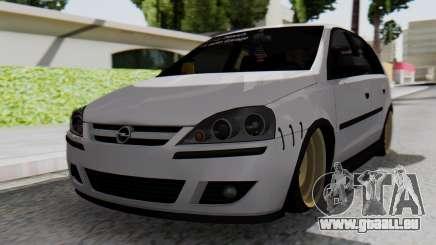 Opel Corsa Air für GTA San Andreas