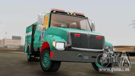 SACFR International Type 3 Rescue Engine für GTA San Andreas