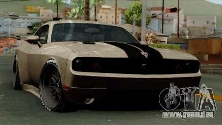 Dodge Challenger GT S pour GTA San Andreas