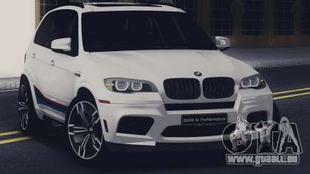 BMW X5M MPerformance Packet pour GTA San Andreas