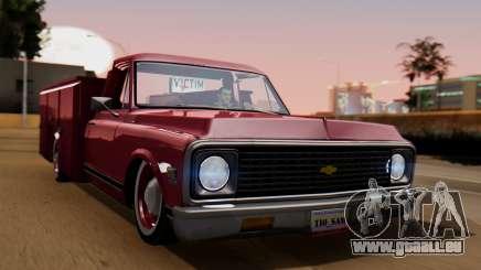 Chevrolet C10 Utility für GTA San Andreas