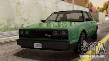 GTA 5 Albany Esperanto pour GTA San Andreas