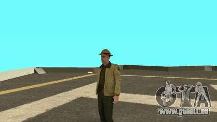 Nouvelle peau pour les flics LVPD pour GTA San Andreas