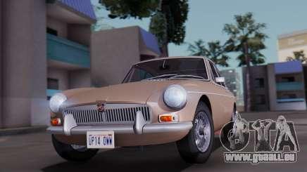 MGB GT (ADO23) 1965 HQLM pour GTA San Andreas