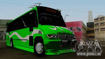 Mercedes-Benz Boxer für GTA San Andreas