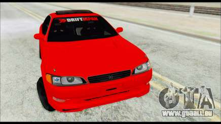 Toyota Mark 2 90 Stock2 pour GTA San Andreas