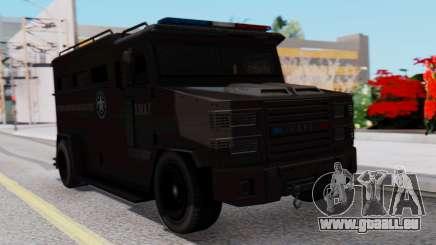 GTA 5 Enforcer S.W.A.T. pour GTA San Andreas