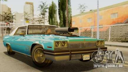 GTA 5 Albany Manana IVF für GTA San Andreas