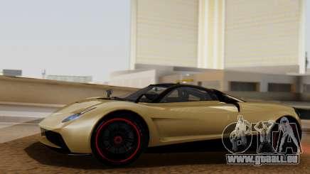 Pegassi Huayra Osiris pour GTA San Andreas
