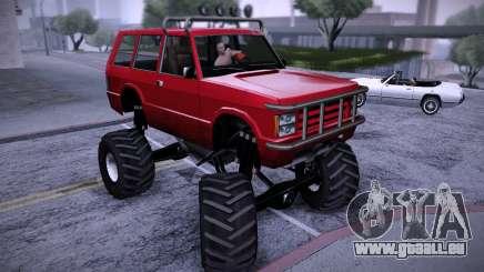 Huntley Monster v3.0 pour GTA San Andreas