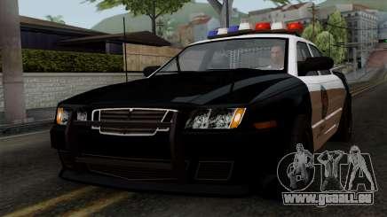 GTA 5 LS Police Car pour GTA San Andreas