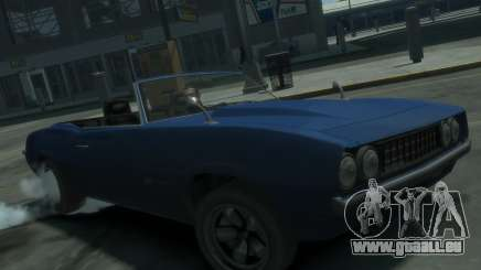 Declasse Vigero Cabrio pour GTA 4