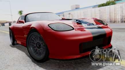 GTA 5 Banshee Dirt für GTA San Andreas