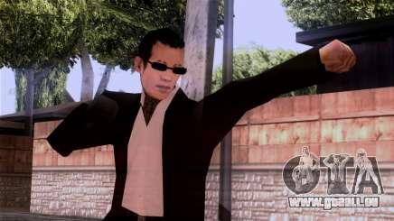 La peau de la mafia pour GTA San Andreas