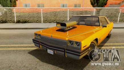GTA 5 Albany Manana pour GTA San Andreas