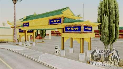 LV China Mall v2 für GTA San Andreas