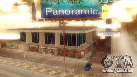 ENB Series Klare Vision v1.0 für GTA San Andreas her Screenshot