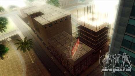ENB Series Klare Vision v1.0 für GTA San Andreas dritten Screenshot