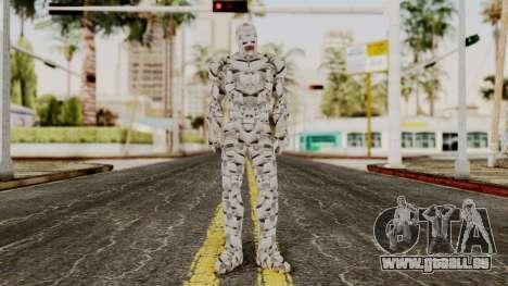 Kaal pour GTA San Andreas deuxième écran