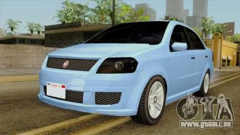GTA 5 Asea DeClasse v2 für GTA San Andreas
