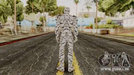 Kaal pour GTA San Andreas troisième écran