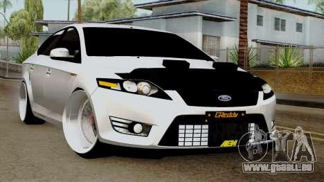 Ford Mondeo für GTA San Andreas