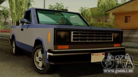 Bobcat from Vice City Stories IVF für GTA San Andreas