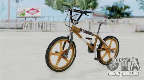 Retro BMX from Bully pour GTA San Andreas