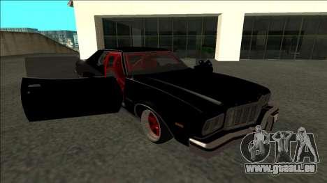 Ford Gran Torino Drift pour GTA San Andreas vue de côté