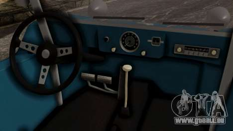 Meyers Manx 1964 pour GTA San Andreas vue de droite