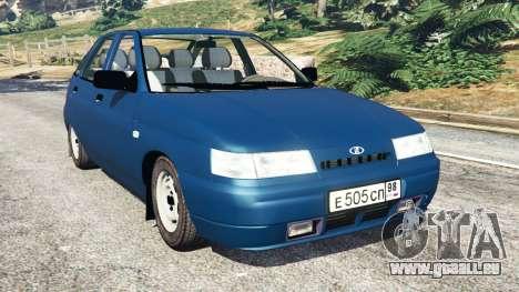 VAZ-2112 für GTA 5