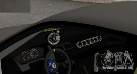 Nissan Silvia S14 JDM v0.1 für GTA San Andreas Innenansicht