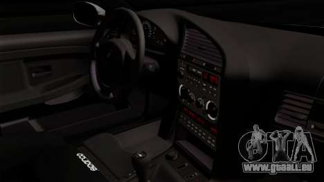 BMW M3 E36 Tic Tac für GTA San Andreas rechten Ansicht