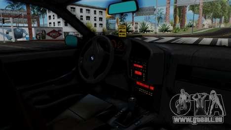 BMW M3 E36 für GTA San Andreas rechten Ansicht
