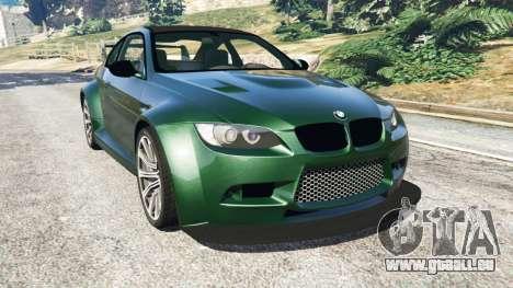 BMW M3 (E92) WideBody für GTA 5