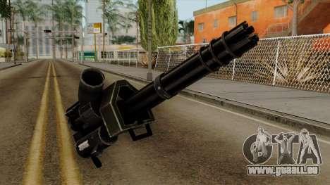 Gatling für GTA San Andreas