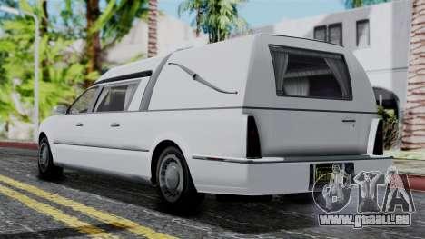 GTA 5 Albany Romero pour GTA San Andreas laissé vue