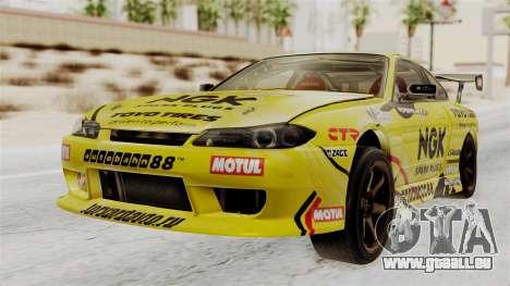Nissan Silvia S15 RDS NGK für GTA San Andreas