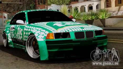 BMW M3 E36 Tic Tac für GTA San Andreas