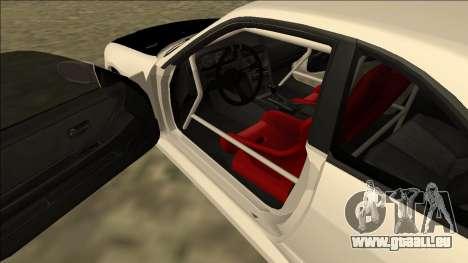 Nissan Skyline R33 Drift für GTA San Andreas rechten Ansicht
