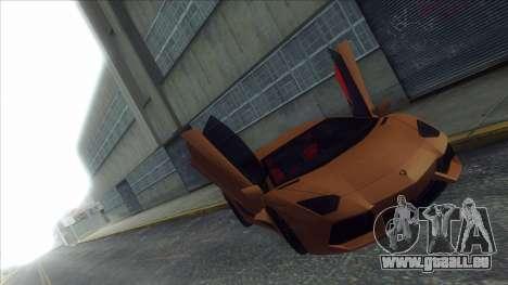 ENB Series Klare Vision v1.0 für GTA San Andreas zweiten Screenshot